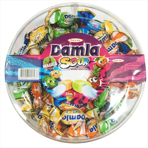 ダムラフルーツサワーキャンディ