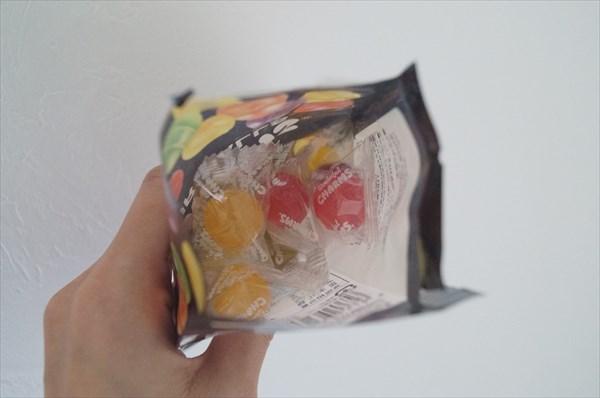 チャームスのサワーボールキャンディ
