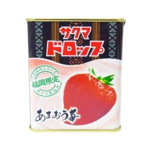 サクマドロップスあまおう苺