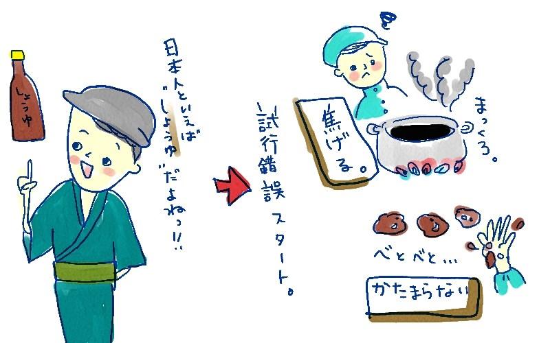 カンロ飴誕生秘話