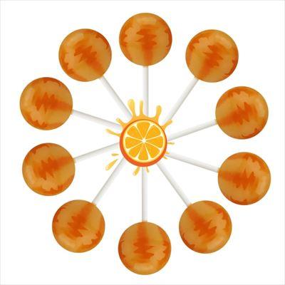 オレンジスプラッシュ