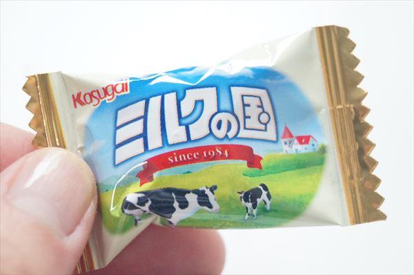 ミルクの国 個包装表