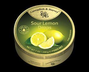 サワーレモンドロップス
